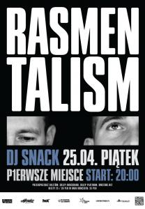 Rasmentalism w Szczecinie!